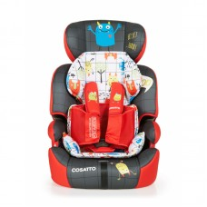 Cosatto Car seat Zoomi (9-36 kg) Monster Mob