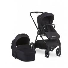 Easywalker Бебешка количка Rudey 2 в 1 Shadow Black