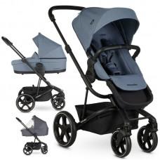 Easywalker Бебешка количка 2 в 1 Harvey 3 Steel Blue
