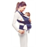 Wallaboo Baby carrier ease Blue