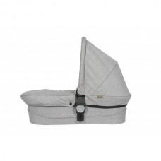 Topmark 2 Combi Carry Cot Grey