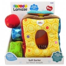 Lamaze Soft Sorter