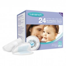 Lansinoh Ultra-Soft Disposable Nursing Pads, 24pcs
