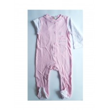 Babybol Baby RomperBest Friends, Pink