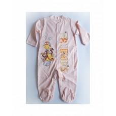 Libebe Baby Long sleeve Summer Romper, Winnie the pooh