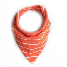 Bandana Bib Orange