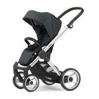 Mutsy Седалка и сенник за бебешка количка Evo Farmer Emerald Green