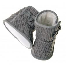 Marcelin Baby boots Grey
