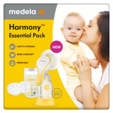 Medela Harmony Flex Breast Pump - Breastfeeding Essentials Pack