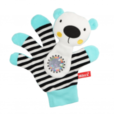 Mom's care Soft Hand Puppet Bear