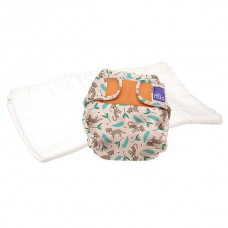 Bambino Mio Miosoft two-piece nappy Trial Pack Wild cat