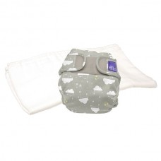 Bambino Mio Miosoft two-piece nappy Trial Pack, Print