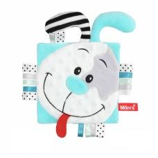Mom's care Мека играчка - одеялце за гушкане Мента