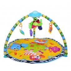 Moni Активна бебешка гимнастика с проектор Baby