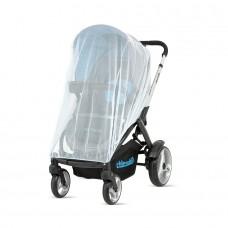 Chipolino Комарник за комбинирана количка, бял
