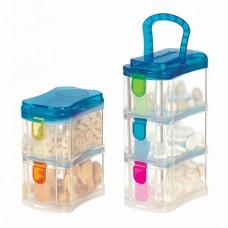 Munchkin Кула от  5 броя кутии за храна