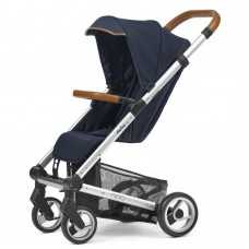 Mutsy  Nexo Baby stroller with seat Blue Melange
