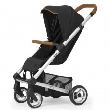 Mutsy  Nexo Baby stroller with seat Carbon Melange