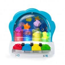 Baby Einstein Музикална играчка пиано Pop & Glow