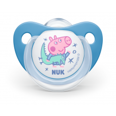 Nuk Disney Silicone Pacifiers Peppa 18-36 m