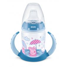 Nuk First Choice Temperature Control Learner Bottle 150ml Peppa Boy