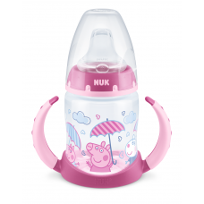 Nuk First Choice Temperature Control Learner Bottle 150ml Peppa Girl