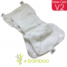 Close Parent Bamboo Soaker & Booster Set V2