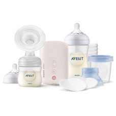 Philips Avent Natural Motion Single Electric Breastfeeding set
