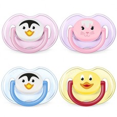 Philips Avent Orthodontic pacifiers 0-6 Months, Truman