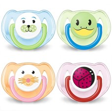 Philips Avent Orthodontic pacifiers 6-18 Months, Truman