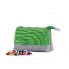Pixie Crew School pencil case Green