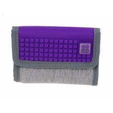 Pixie Crew Creative pixel Wallet Purple
