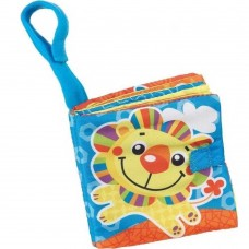 Playgro Activity Book Lion