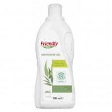 Friendly Organic Dishwasher Gel 750 ml
