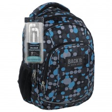 Back Up  School Backpack  А 16 Dots & Spots