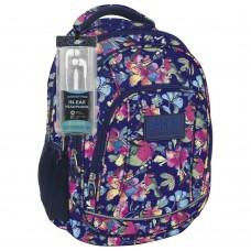 Back Up  School Backpack A 4 Secret Garden