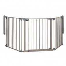 Safety 1st Safety Baby Gate Modular 3, Grey