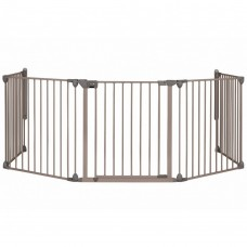 Safety 1st Safety Baby Gate Modular 5, Grey