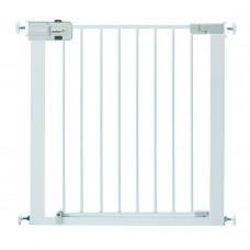 Safety 1st Универсална метална преграда за врата Easy Close, Бяла
