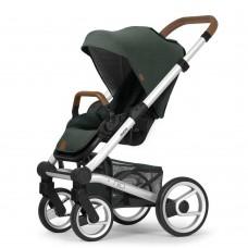 Mutsy Седалка и сенник за бебешка количка Nio Adventure Pine Green