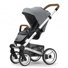 Mutsy Seat and canopy Nio Adventure Storm Grey