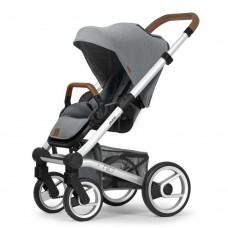 Mutsy Седалка и сенник за бебешка количка Nio Adventure Storm Grey
