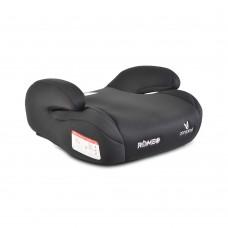 Cangaroo Car seat booster Romeo Isofix, Black