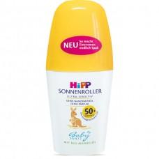 Hipp Babysanft Слънцезащитен ролон за тяло, SPF 50