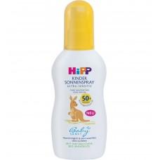 Hipp Babysanft Sun Spray SPF50, 150ml