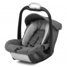 Mutsy Столче за кола Safe2Go Nexo Ash Melange