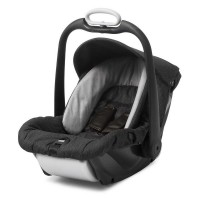 Mutsy Evo Car seat Safe2Go Industrial Charcoal
