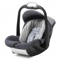 Mutsy Столче за кола Safe2Go i2 Urban Nomad Pure Cloud