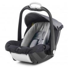 Mutsy Столче за кола Safe2Go i2 Urban Nomad White&Blue