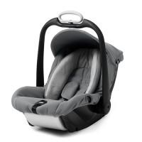 Mutsy Столче за кола Safe2Go Nio Adventure Storm Grey